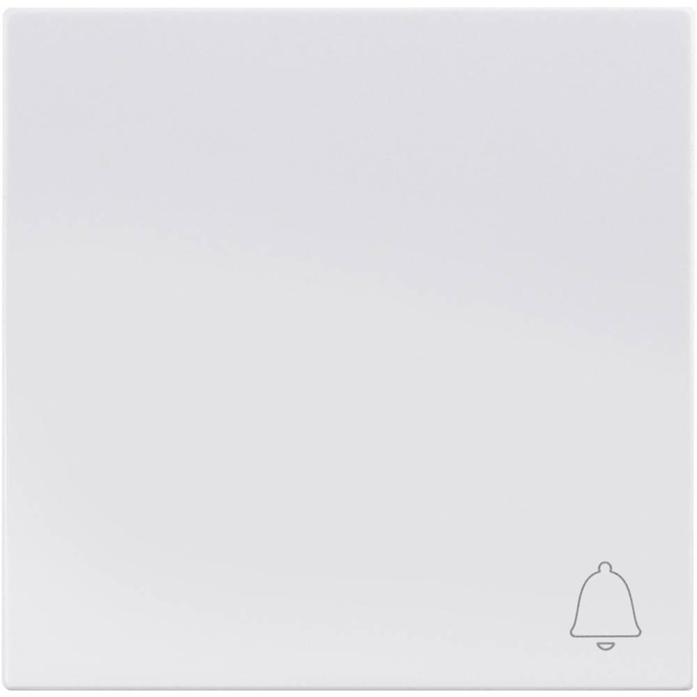 sygonix 33591A Tipka za zvono,bijela, sjajna
