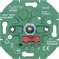Dimmer Insats Sygonix SX.11 20 - 250 W 1 st