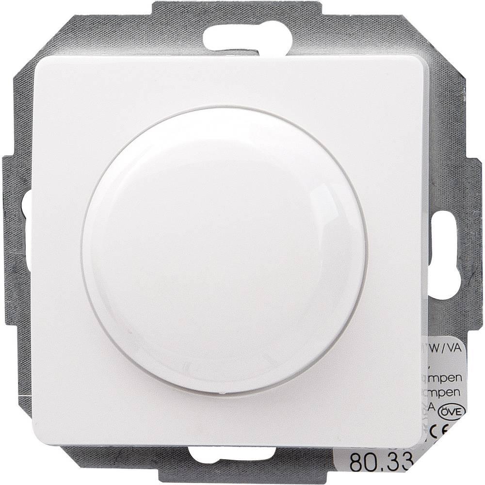 Kopp prigušivač svjetla 40-400 W PARIS bijeli 803402087
