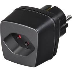 Potovalni adapter za Švico Brennenstuhl 1508480, varnostni vtič