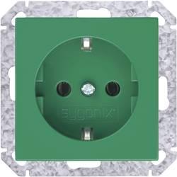 Beskyttelseskontakt Indsats Sygonix SX.11 Grøn 1 stk