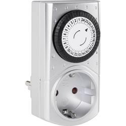 Kopplingsur analog GAO Mini 3680 W Inomhus IP20 Silver