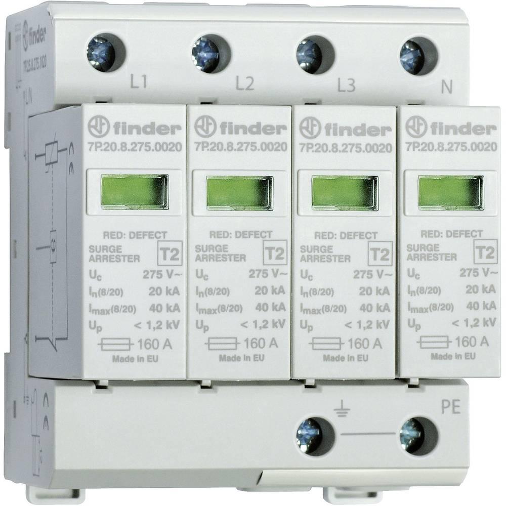 Finder 7P.25.8.275.1020 Odvodnik prenapetosti tipa 2 serije 7P ip20