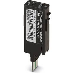 Phoenix Contact 2838542 CTM 2X1- 60DC utikač za prenaponsku zaštitu 10-dijelni komplet Zaštita od prenapona za: mreža (lsa) 5 kA
