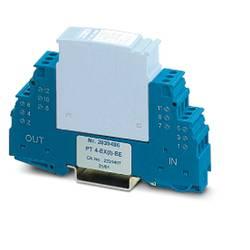 Phoenix Contact 2839486 PT 4-EX(I)-BE podnožje za prenaponsku zaštitu 10-dijelni komplet Zaštita od prenapona za: razdjelni orma