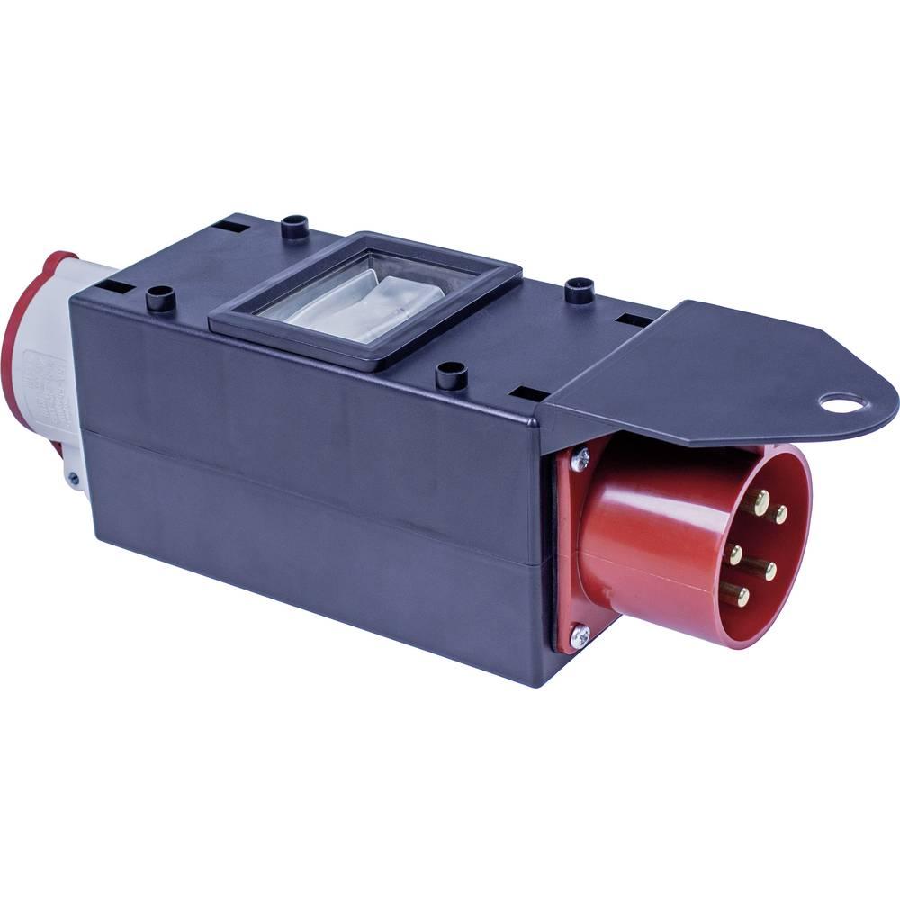 CEE-adapter AS Schwabe, 60703, 32 A na 16 A, vrsta zaštite:IP44