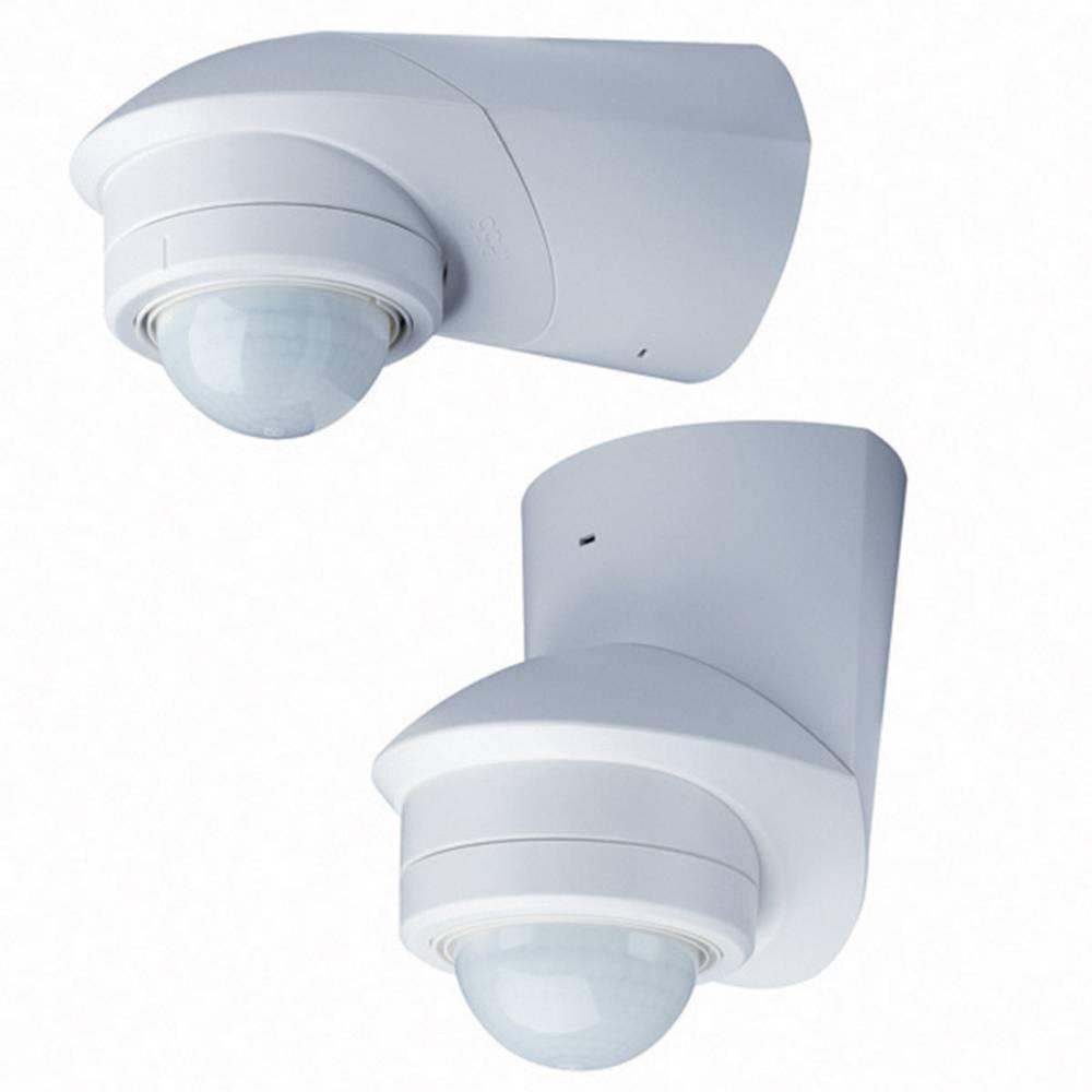 Grothe 94537 detektor gibanja 360° bele barve, kot zajemanja 360 ° stikalni kontakt: rele IP55