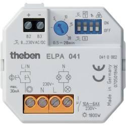 Analogno časovno stikalo za luč na stopnišču 10 A 1 zapiralno 230 V/AC Theben 0410002