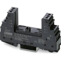 Phoenix Contact 2856126 PT 1X2+F-BE podnožje za prenaponsku zaštitu 10-dijelni komplet Zaštita od prenapona za: razdjelni ormar