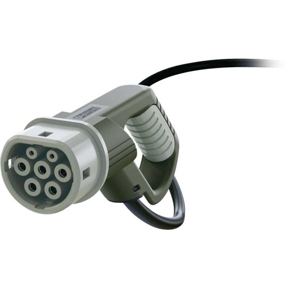 eMobility polnilni kabel Phoenix Contact 1405199 [ tip 2 - odprti konec] 4 m