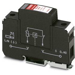 Phoenix Contact 2859013 VAL-MS 230/10 odvodnik za prenaponsku zaštitu 10-dijelni komplet Zaštita od prenapona za: razdjelni orma