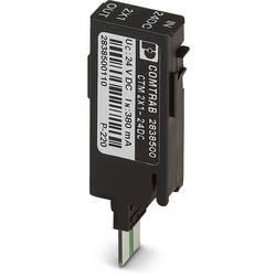 Phoenix Contact 2838526 CTM 2X1-110AC utikač za prenaponsku zaštitu 10-dijelni komplet Zaštita od prenapona za: mreža (lsa) 5 kA