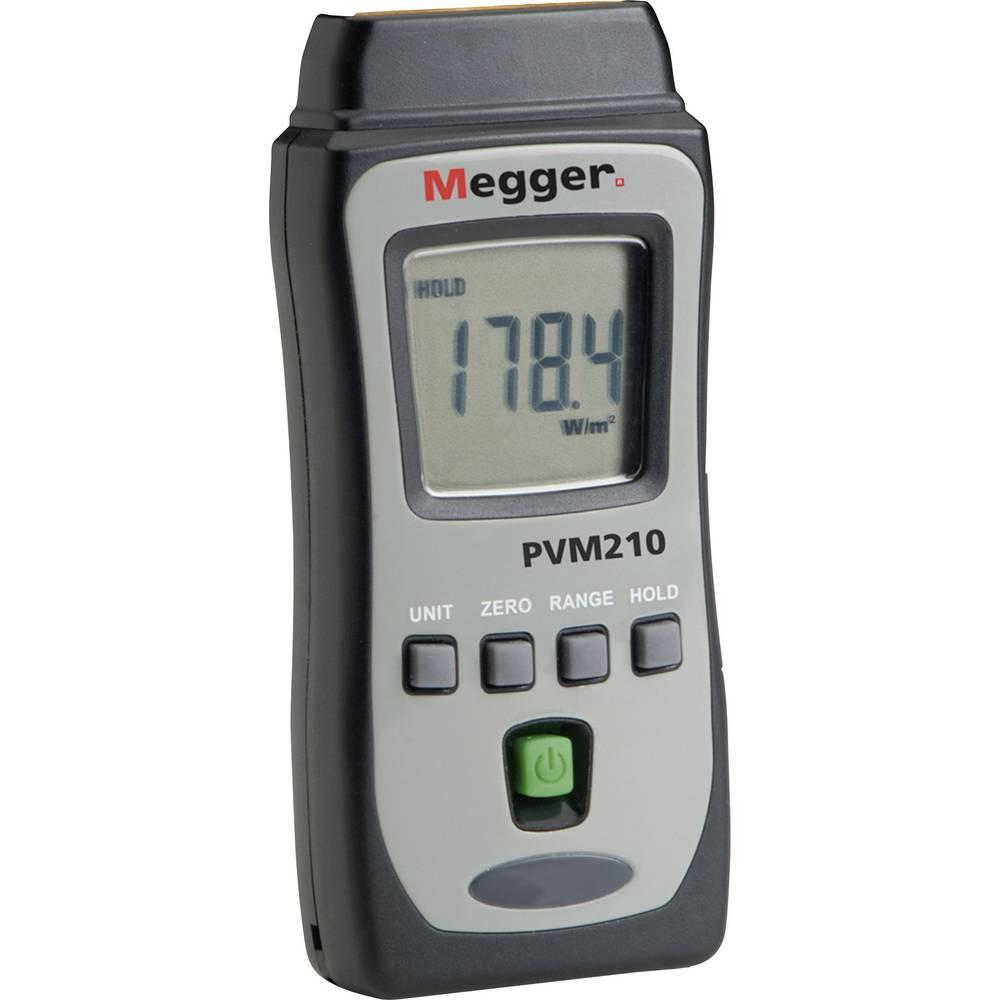 Solarna merilna naprava Megger PVM210, fotovoltaična