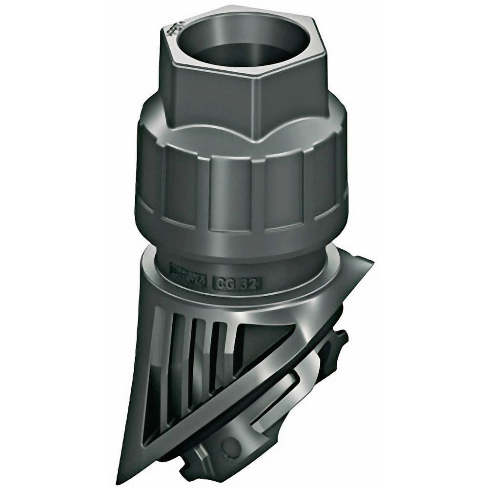 Kabelski vijačni konektor M25 za ohišje sklopke HC-B-G-M25-PLRBK Phoenix Contact vsebuje: 1 kos