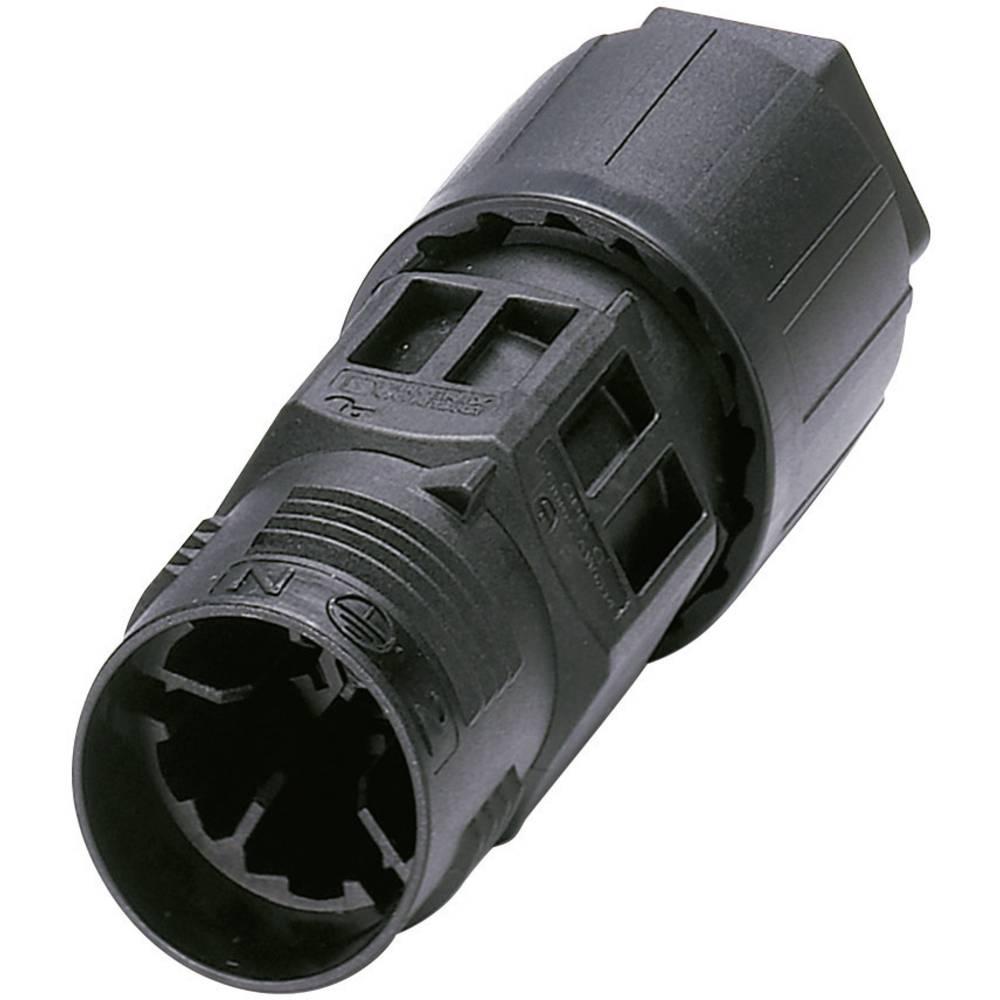 Kabelski konektor-QUICKON poli: 4 + PE 20 A 1403834 Phoenix Contact 1 kos