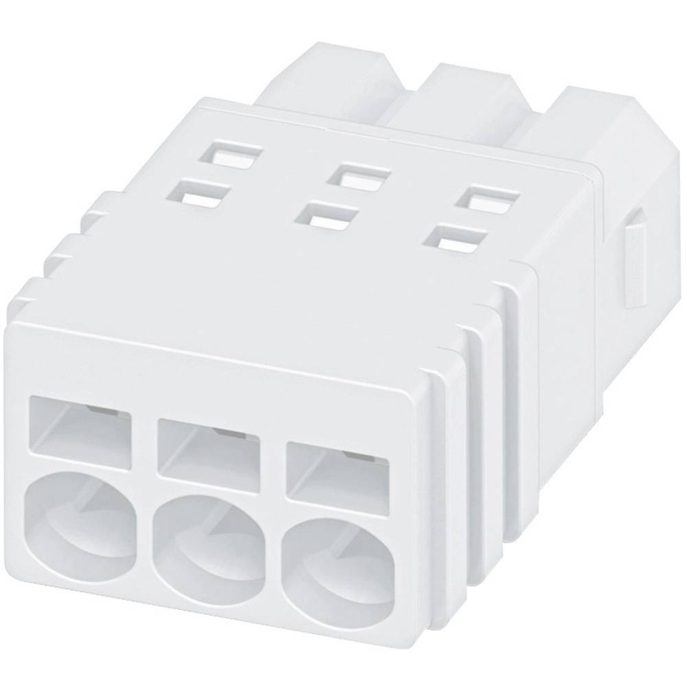 Tilslutningskabinet-kabel PTSM Samlet antal poler 3 Phoenix Contact 1704854 Rastermål: 2.50 mm 1 stk