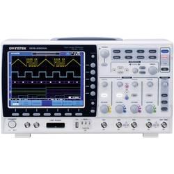 GW Instek GDS-2104A Digitalni osciloskop 100 MHz 4-kanalni 2 GSa/s 2 Mpts 8 Bit Digitalni osciloskop s memorijom (ODS)