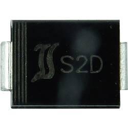 Ultra brza Si-ispravljačka dioda TRU Components TC-US2G DO-214AA 400 V 2 A
