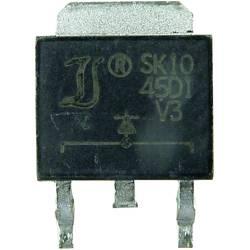 Mostični usmernik TRU Components TC-S16MSD2 TO-263AB 1000 V 8 A polmostični
