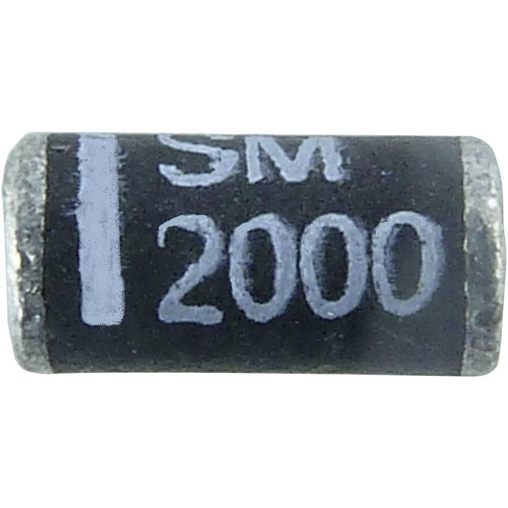 Ultra hitra Si-usmerniška dioda Diotec SUF4003 DO-213AB 200 V 1 A
