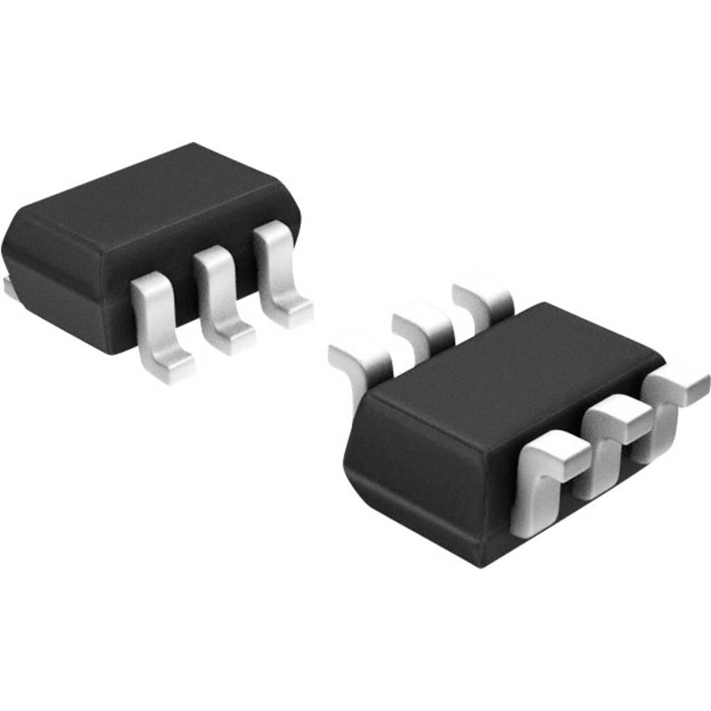 Tranzistor (BJT) - Arrays, prednaponski Infineon Technologies BCR169S SOT-363 2 PNP