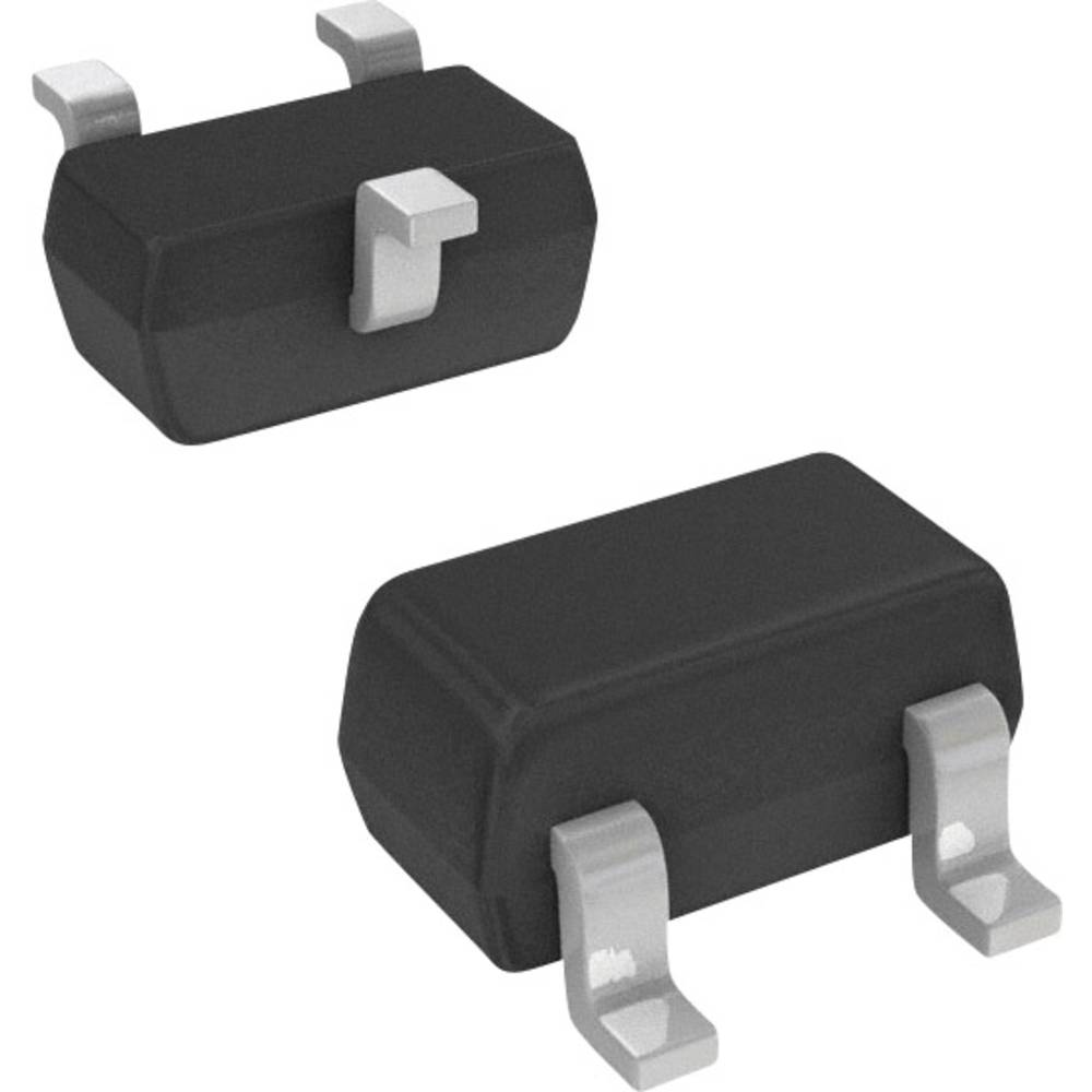 Tranzistor DIODES Incorporated BC847AT-7-F vrsta kućišta: SOT-523