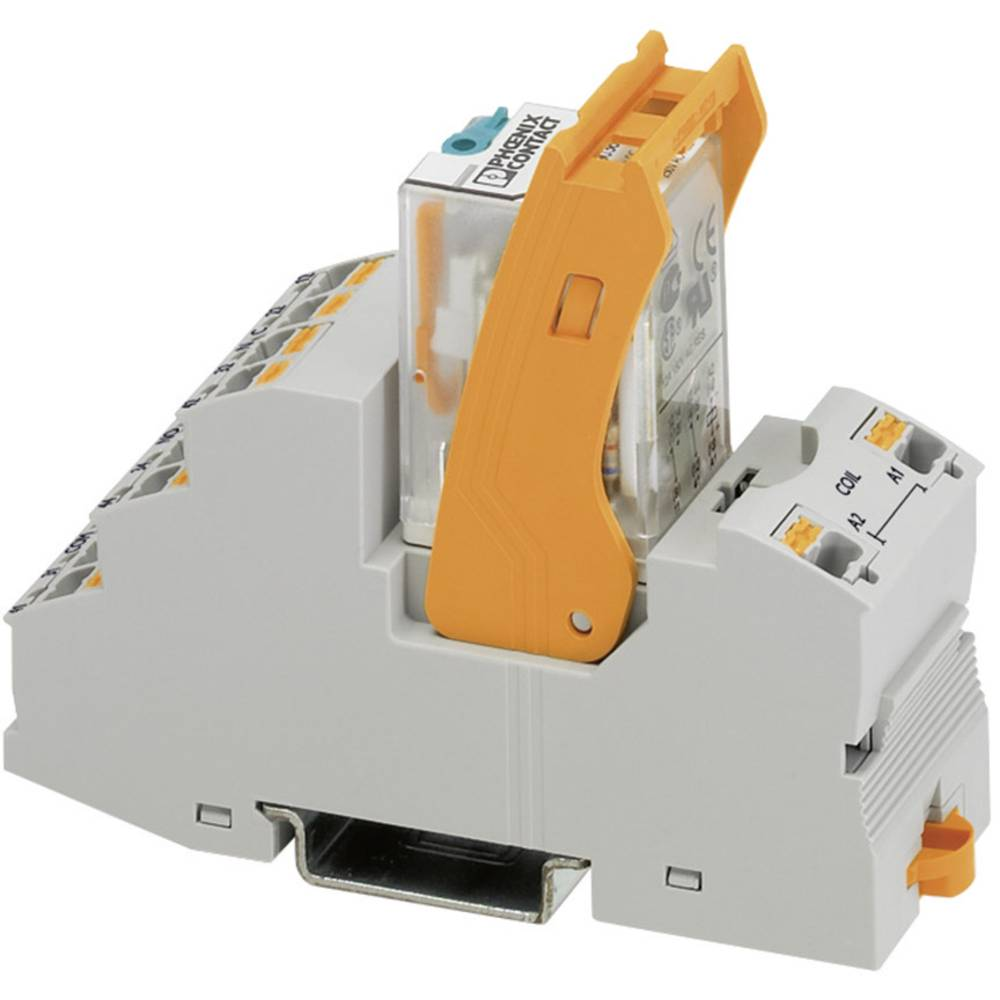 Relejski modul RIF-2-RPT Phoenix Contact RIF-2-RPT-LDP-24DC/2X21 2 preklopni 41 mA 2903315