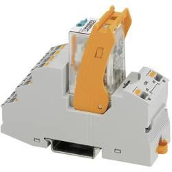 Relaisbaustein (value.1292895) 1 stk Phoenix Contact RIF-2-RPT-LDP-24DC/2X21 Nominel spænding: 24 V/DC Brydestrøm (max.): 10 A 2