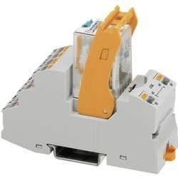Relaisbaustein (value.1292895) 1 stk Phoenix Contact RIF-2-RPT-LV-24AC/4X21 Nominel spænding: 24 V/AC Brydestrøm (max.): 5 A 4 W