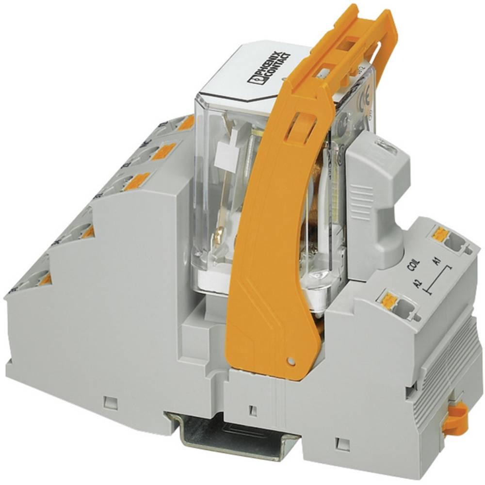 Relejski modul RIF-4-RPT Phoenix Contact RIF-4-RPT-LV-120AC/3X1 3 zapiralni 24 mA 2903274