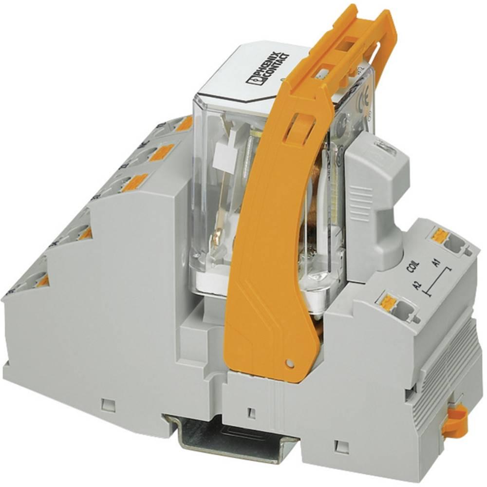 Relejski modul RIF-4-RPT Phoenix Contact RIF-4-RPT-LV-230AC/3X1 3 zapiralni 14 mA 2903273