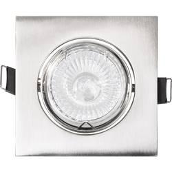 Montažni prsten, halogeni GU10 35 W Basetech CT-3112 brušeni krom