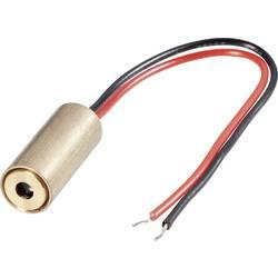 Lasermodul punktlaser blå Conrad Components LM05BUD Blå 5 mW LM05BUD
