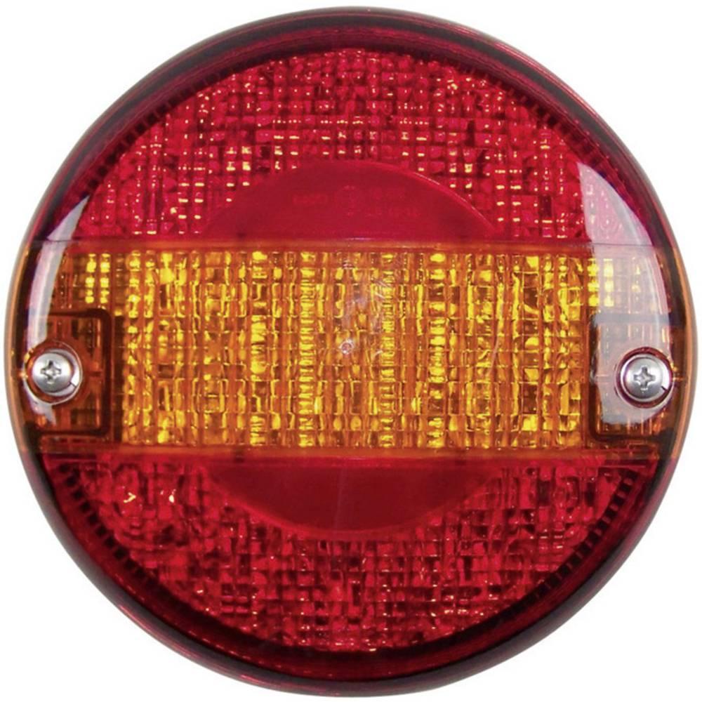LED Anhænger-baglygte Blinklys, Bremselys, Baklys benstre, højre 12 V, 24 V Berger & Schröter