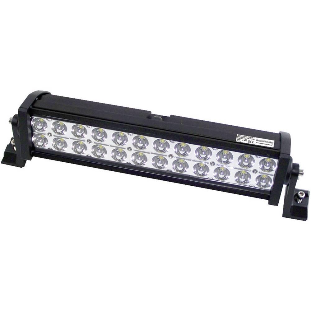 Delovni LED žaromet 72 W 12 V, 24 V (Š x V x G) 405 x 115 x 85 mm 4600 lm