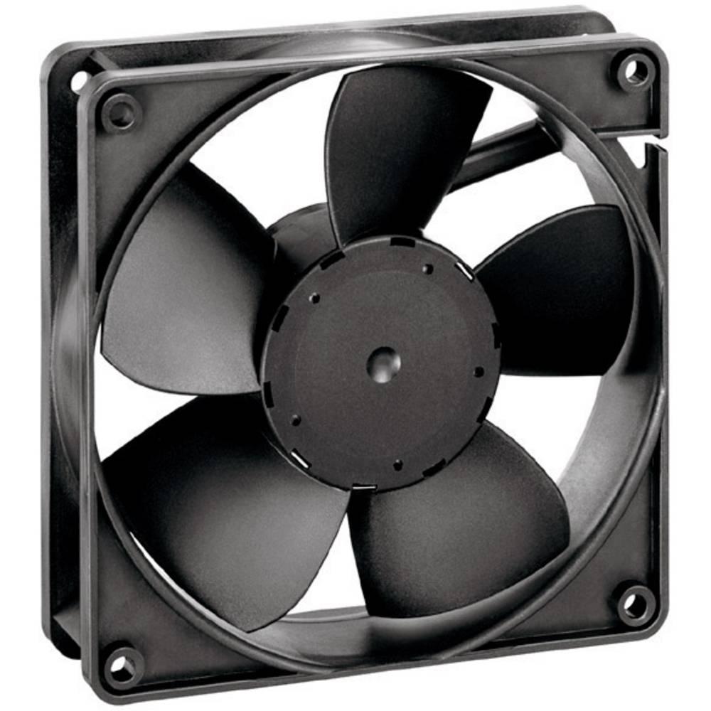 Aksialni ventilator 12 V/DC 310 m/h (D x Š x V) 119 x 119 x 38 mm EBM Papst 4112 NH3