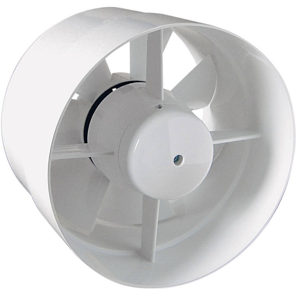 Cijevni ugradbeni ventilator 230 V 105 m3/h 10 cm 27513