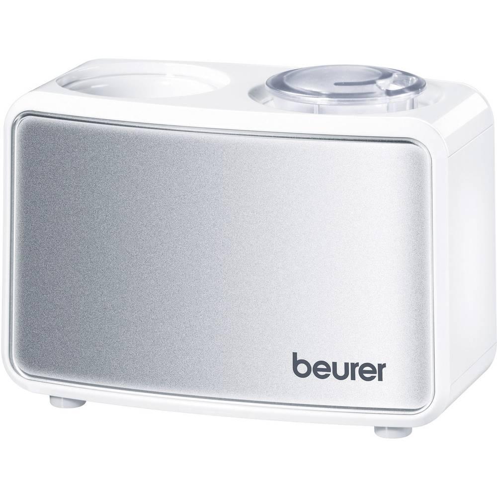 Ultrazvučni ovlaživač zraka EEK grijanje/hlađenje: / 20 m2 12 W srebrni Beurer LB 12