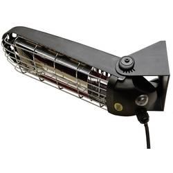 Halogenski IR reflektor 1200 W 6 m črna Mo-el Lucciola 1200 W