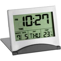 Kvarts Väckarklocka TFA 98.1054 Silver
