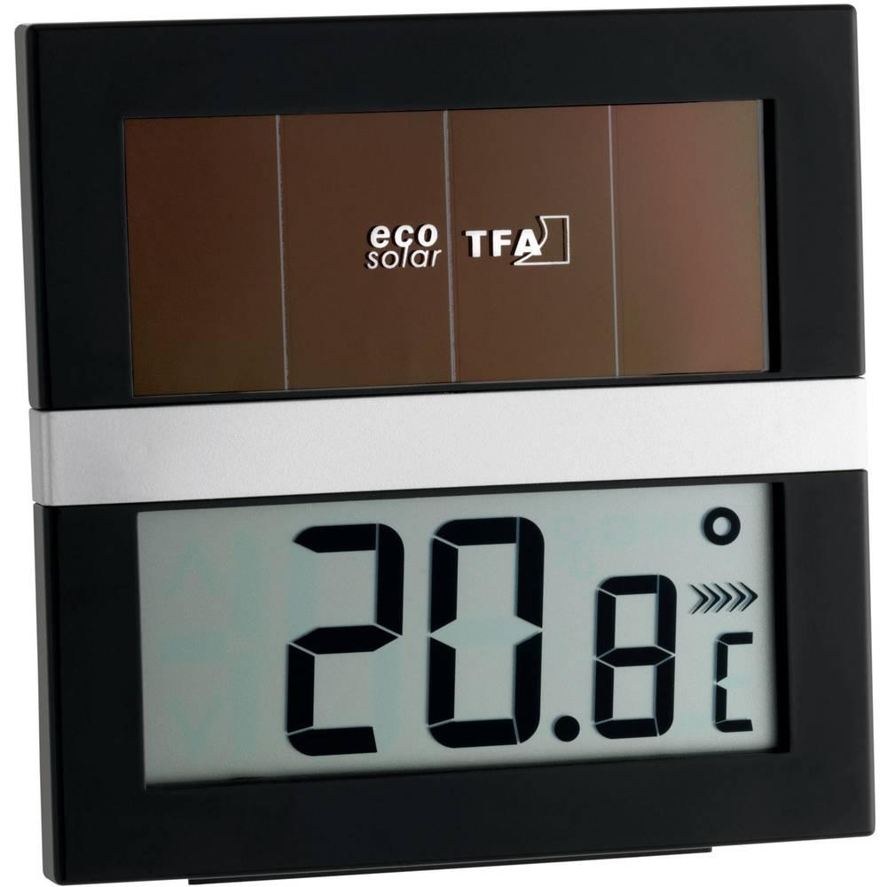 Digitalni solarni termo-/vlagomer TFA 'Eco Solar'