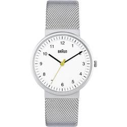 analog Armbandsur Braun Quarz-Armbanduhr Rostfritt stål Rostfritt stål