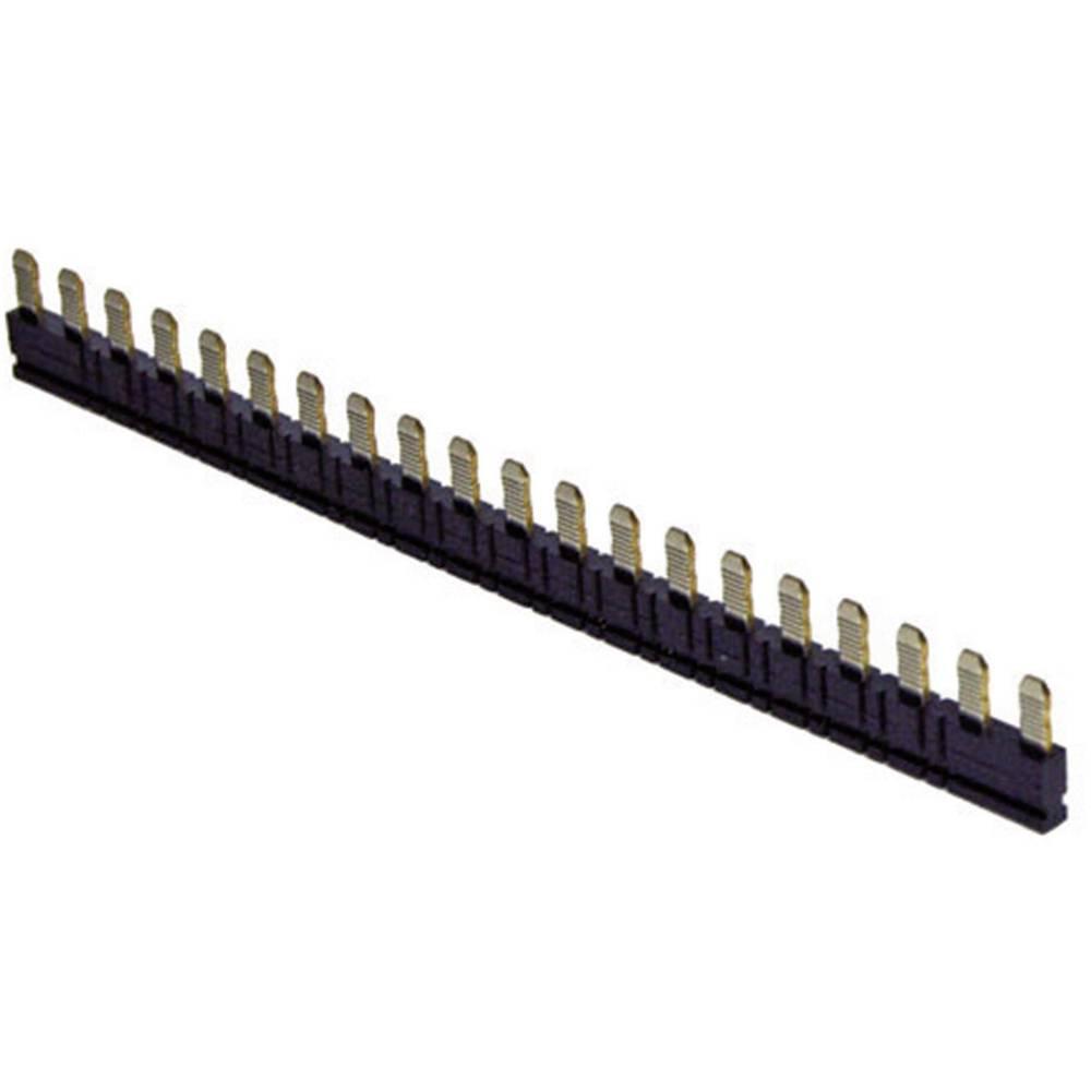 Kammbrücke (value.1292929) Poltal: 20 Sort 1 stk Idec SV9Z-J20BPN10