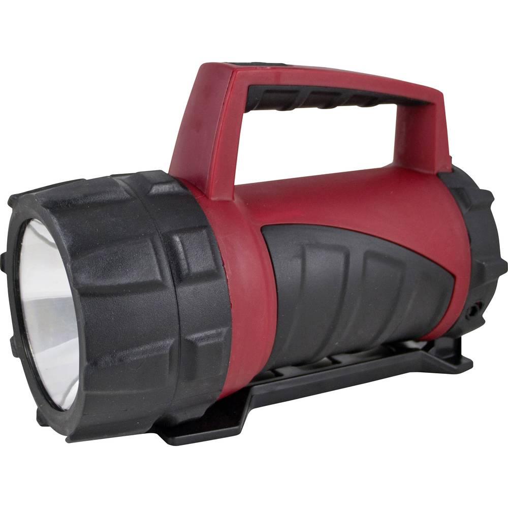 Ročna svetilka Varta Industrial 4D, 17652101111, kriptonska žarnica, 14 h, rumeno-črna