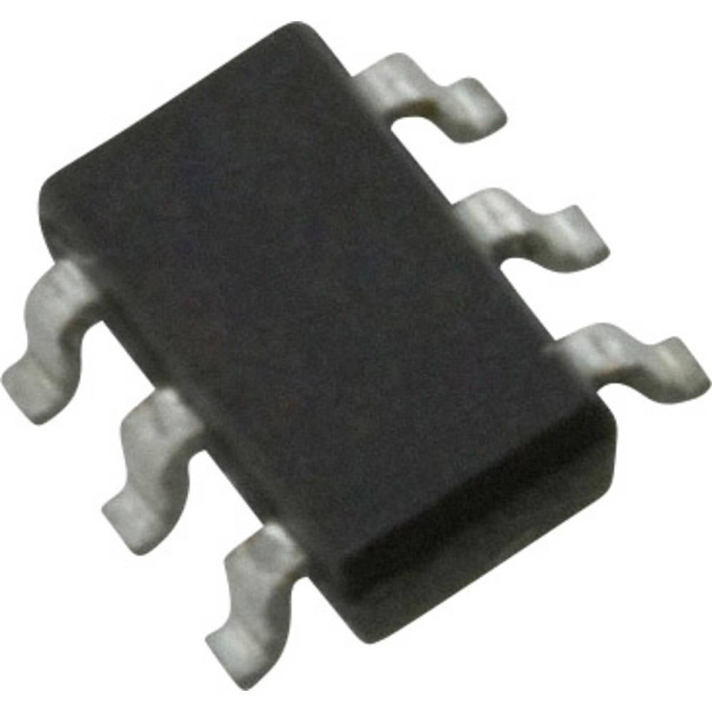 Supresor dioda NXP Semiconductors BZA462A,125 vrsta kućišta TSOP-6