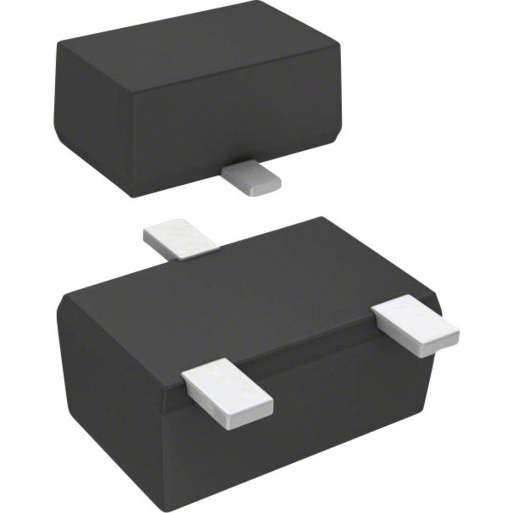 Tranzistor (BJT) - discrete, prednapeti Panasonic DRA5143Z0L SC-85 1 PNP