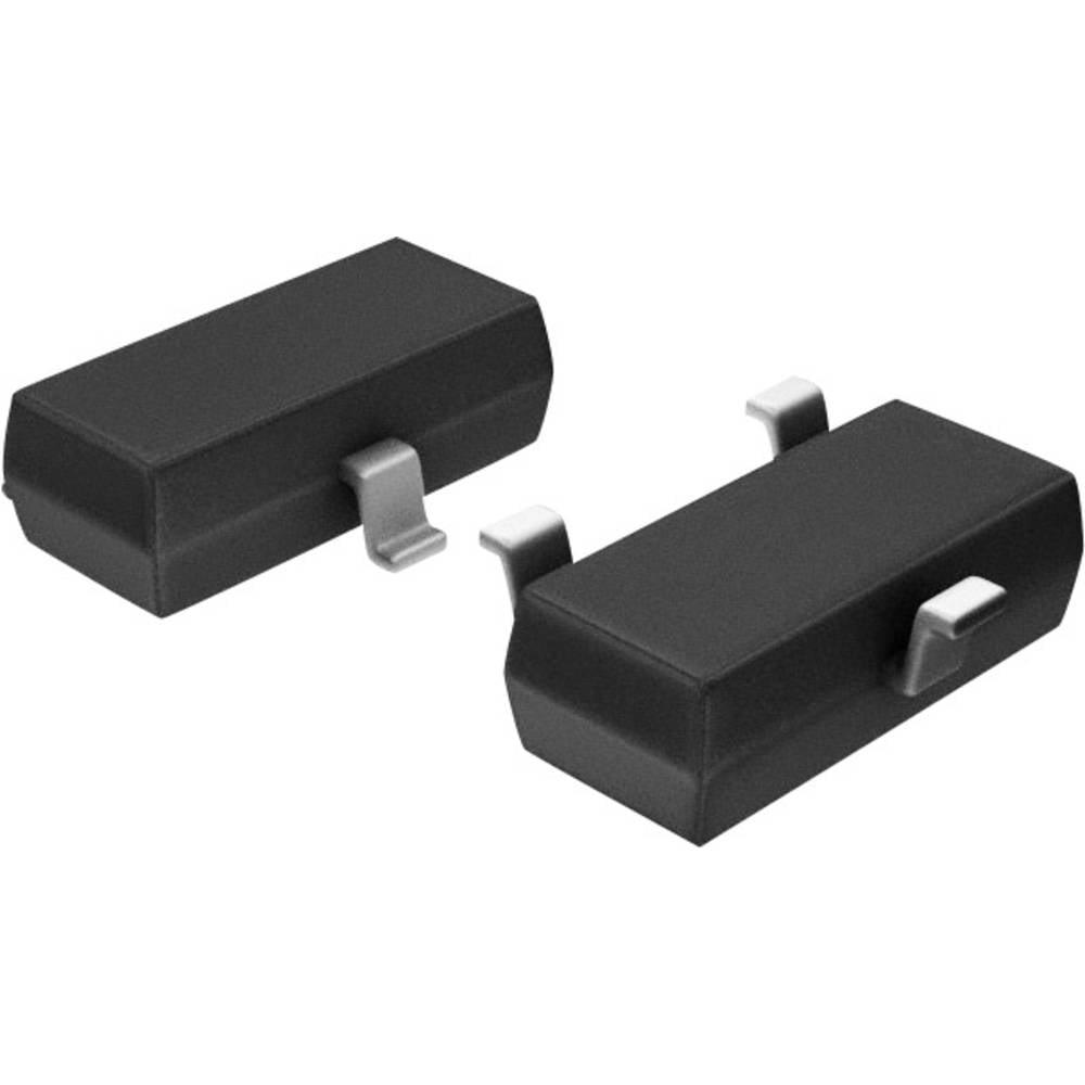 Tranzistor (BJT) - discrete, prednapeti Panasonic DRA2115T0L TO-236-3 1 PNP
