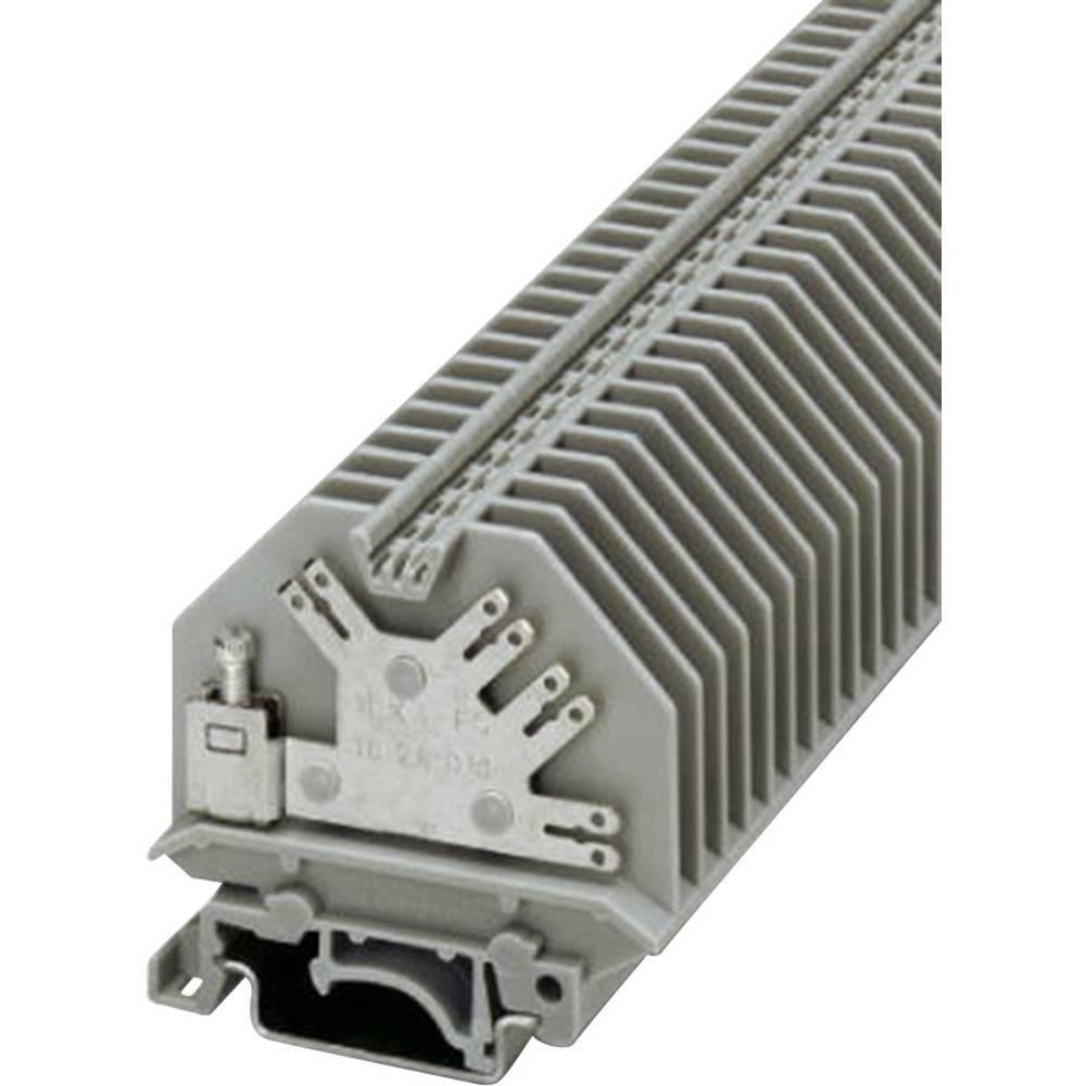 Feed-through terminal block HK 4-FS(8-2,8-0,8) Phoenix Contact HK 4-FS(8-2,8-0,8) Grå 50 stk