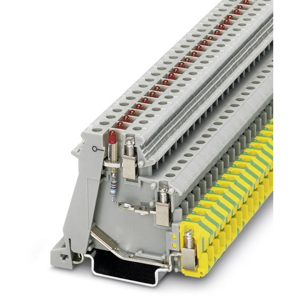 Initiativtager / aktuator terminal DOK 1,5-LA 24Rd / O-M Phoenix Contact DOK 1,5-LA 24RD/O-M Grå 50 stk