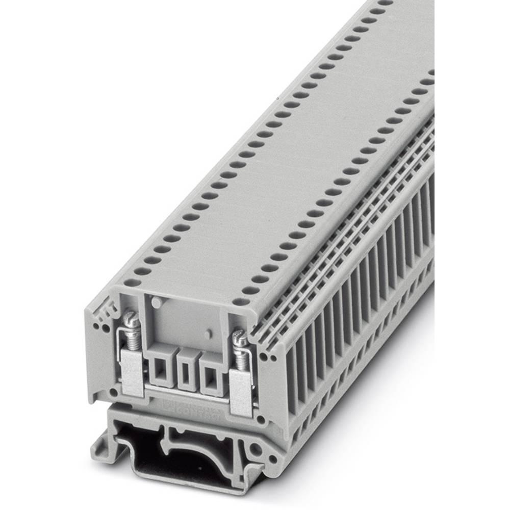 Ark / modulære afbryde terminal MTKD Phoenix Contact MTKD Grå 50 stk